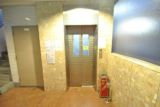 マンション(建物一部)-大阪市北区大淀中5丁目 エレベーターもあるので便利です。