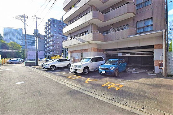 中古マンション-仙台市青葉区支倉町 駐車場