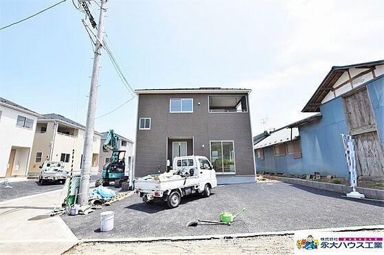 戸建賃貸-仙台市太白区茂庭字新組 外観