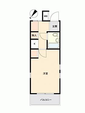 マンション(建物一部)-さいたま市桜区西堀8丁目 間取り