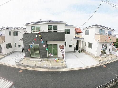 新築一戸建て-仙台市若林区沖野5丁目 外観