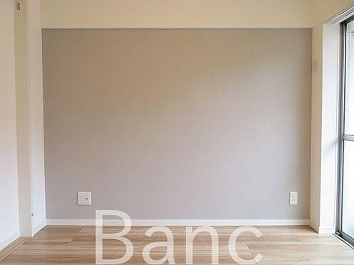 中古マンション-世田谷区南烏山3丁目 梁の少ないお部屋で家具の配置がしやすい間取りです