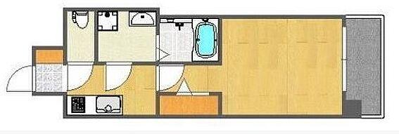 マンション(建物一部)-大阪市淀川区新北野3丁目 スマートな生活動線