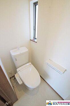 新築一戸建て-仙台市泉区泉ケ丘4丁目 トイレ