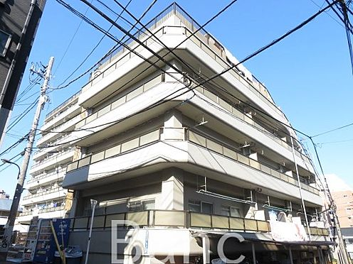 中古マンション-新宿区西新宿4丁目 オリエンタル新宿コーポラス 外観 お気軽にお問い合わせくださいませ。