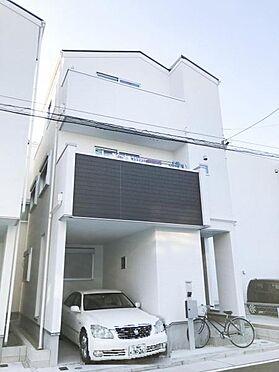 中古一戸建て-名古屋市中村区沖田町 大切な愛車を守るカーポート。