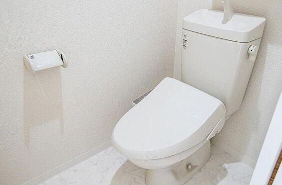 一棟マンション-新宿区大久保1丁目 トイレ