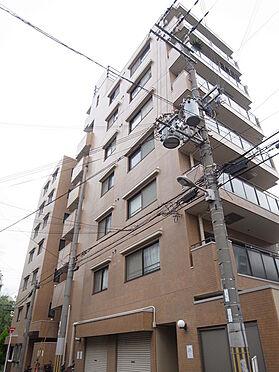 マンション(建物一部)-大阪市東住吉区桑津4丁目 レンガ調の外観