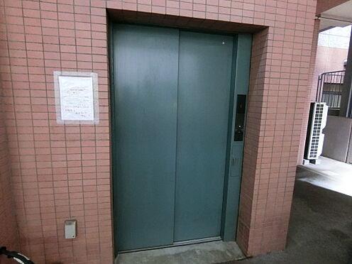 中古マンション-練馬区練馬1丁目 地下駐輪場へのエレベーター