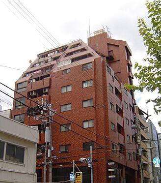 マンション(建物一部)-大阪市中央区島之内2丁目 レンガ調のレトロなデザイン
