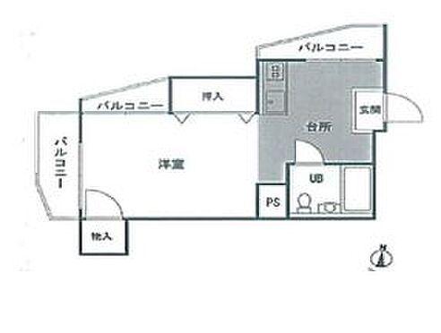 マンション(建物一部)-目黒区目黒4丁目 マック目黒コート・ライズプランニング
