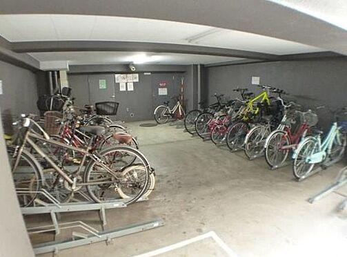 マンション(建物一部)-京都市中京区西ノ京小堀町 屋根のある駐輪場あり
