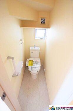 新築一戸建て-柴田郡大河原町大谷字原前 トイレ