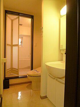 マンション(建物一部)-港区六本木5丁目 独立洗面台 バストイレ別の洗面室