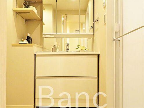 中古マンション-品川区東品川4丁目 使い勝手のいい洗面台です