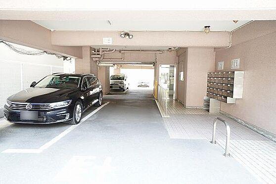 区分マンション-福岡市中央区警固2丁目 駐車場