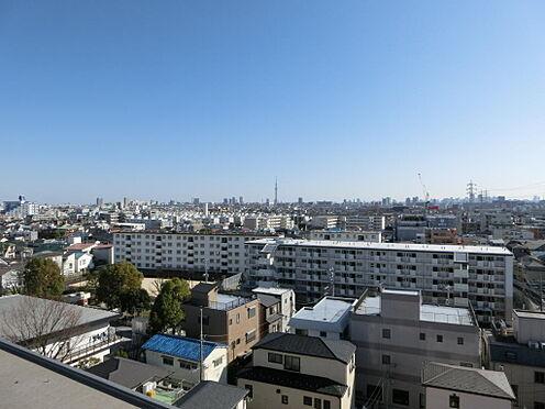 マンション(建物一部)-足立区西新井本町3丁目 玄関前からの眺望です。