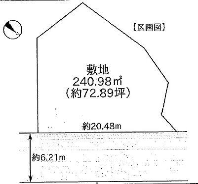 マンション(建物全部)-世田谷区砧5丁目 区画図