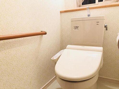 中古一戸建て-大野城市つつじケ丘6丁目 トイレ
