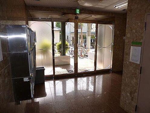 マンション(建物一部)-大阪市北区大淀中5丁目 ロビーも綺麗に清掃されています。