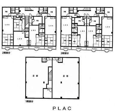 マンション(建物全部)-足立区加賀2丁目 間取り