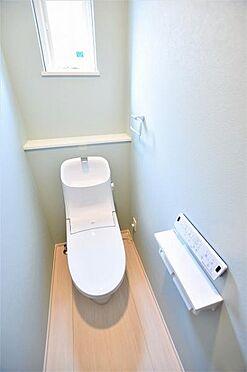 新築一戸建て-仙台市青葉区高松1丁目 トイレ