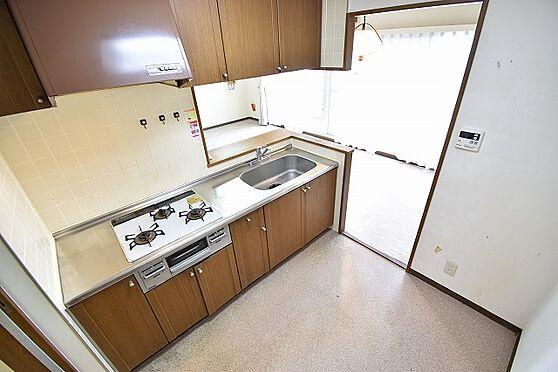 中古マンション-仙台市太白区茂庭台4丁目 キッチン