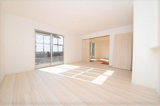 新築一戸建て-仙台市青葉区愛子中央3丁目 居間
