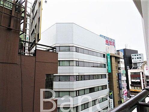 中古マンション-杉並区高円寺南4丁目 バルコニーからの眺望です。