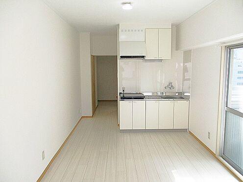中古マンション-大阪市中央区平野町1丁目 使いやすい居間です