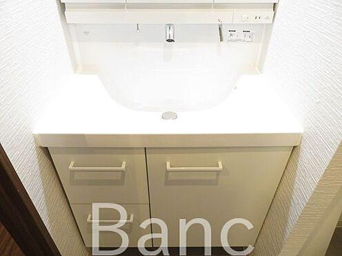 中古マンション-大田区中馬込2丁目 使い勝手のいい洗面台です