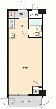 中古マンション-新潟市中央区医学町通 間取り