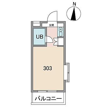 マンション(建物一部)-練馬区中村北4丁目 間取り