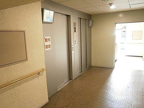 マンション(建物一部)-京都市伏見区東奉行町 防犯カメラ搭載エレベーター