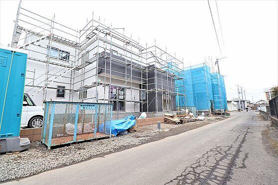 新築一戸建て-仙台市若林区上飯田3丁目 外観