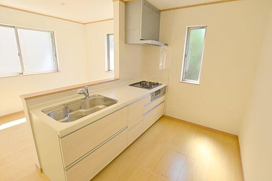 新築一戸建て-仙台市青葉区滝道 キッチン