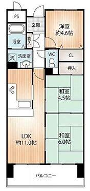 マンション(建物一部)-神戸市長田区長田天神町1丁目 嬉しい南向きバルコニー