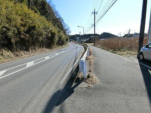 住宅付店舗(建物全部)-山武市埴谷 東側前面道路 その1