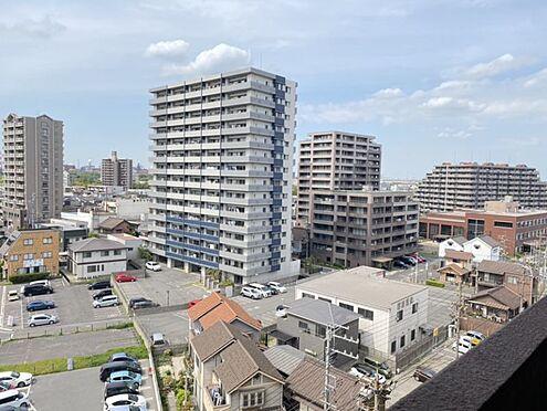 区分マンション-東海市養父町北反田 バルコニーからの眺望です♪