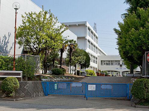 建物全部その他-柏市緑台 柏市立大津ヶ丘中学校まで720m、徒歩約9分。部活動のあるお子様にも安心です。