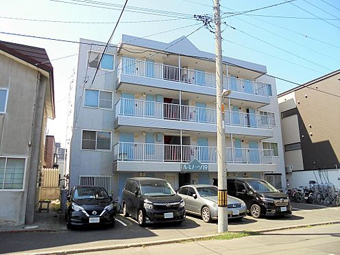 マンション(建物全部)-札幌市東区北十九条東19丁目 外観