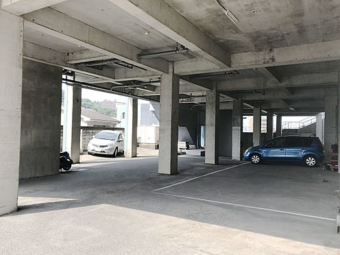 一棟マンション-鹿児島市田上2丁目 駐車場