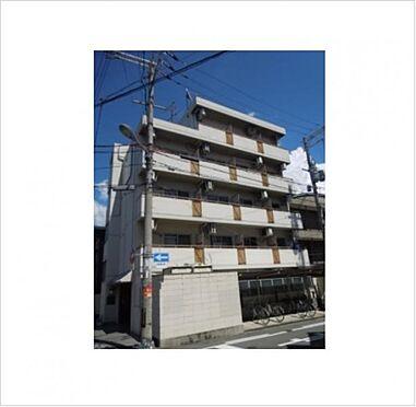 マンション(建物一部)-大阪市東住吉区南田辺1丁目 外観