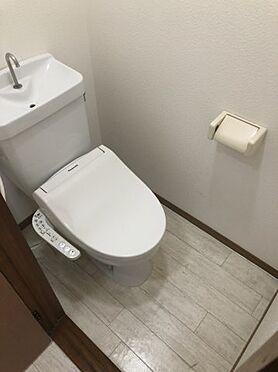 アパート-北相馬郡利根町大字八幡台 A棟:103 トイレ