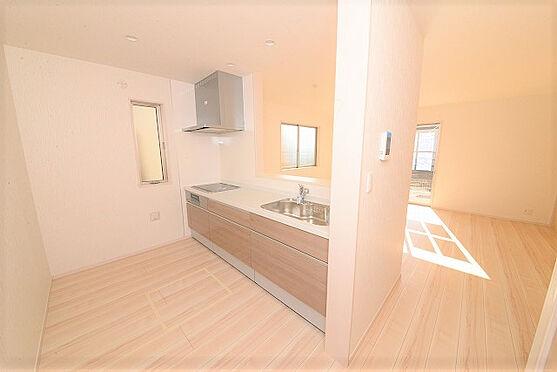 新築一戸建て-仙台市青葉区愛子中央3丁目 キッチン