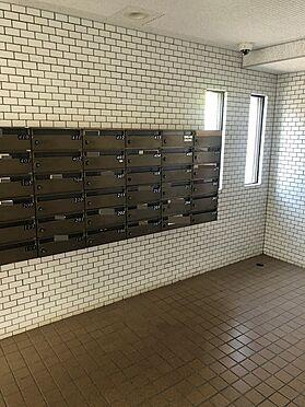 中古マンション-さいたま市南区大字太田窪 ポスト