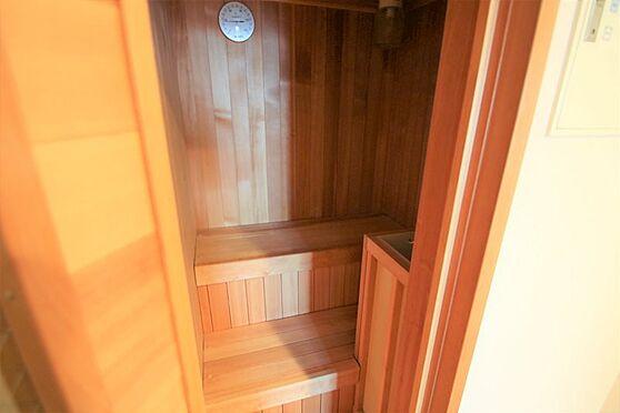 リゾートマンション-熱海市咲見町 サウナ:サウナーにはたまらない設備。独り占めです。