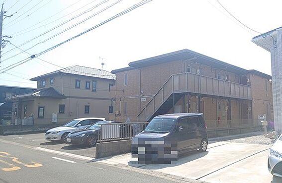 アパート-浜松市東区北島町 外観