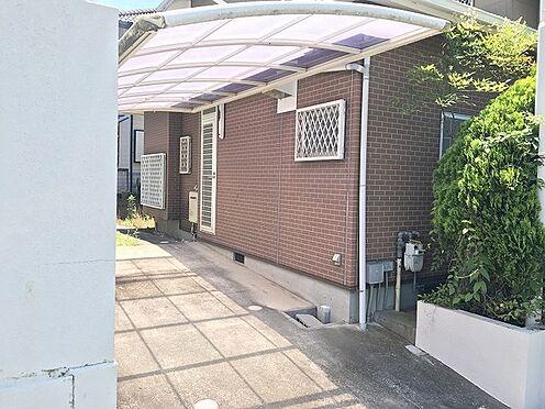 中古一戸建て-神戸市須磨区多井畑東町 駐車場