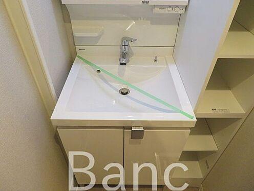 中古マンション-世田谷区南烏山3丁目 使い勝手のいい洗面台です